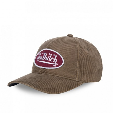 Casquette Homme Brown