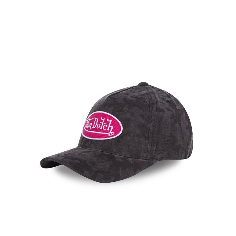 Casquette baseball femme, Army Pink