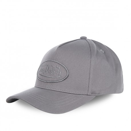 Grey Von Dutch RB women's baseball cap