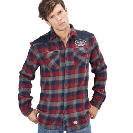 Chemise homme lodge