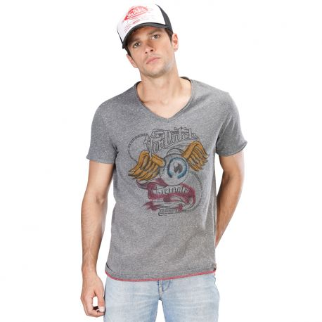 t shirt von dutch flying eye