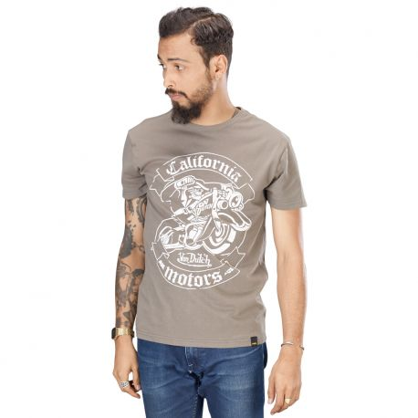 t shirt eagle brown