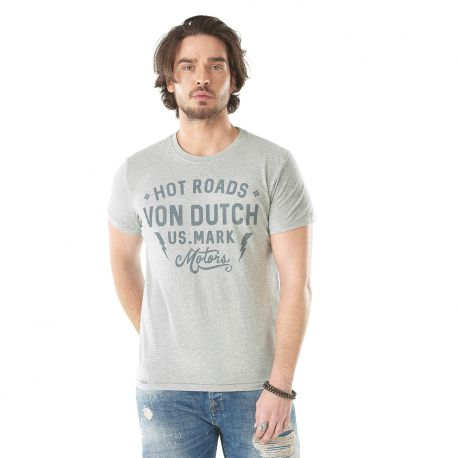 T-Shirt homme ANGELES Gris Clair