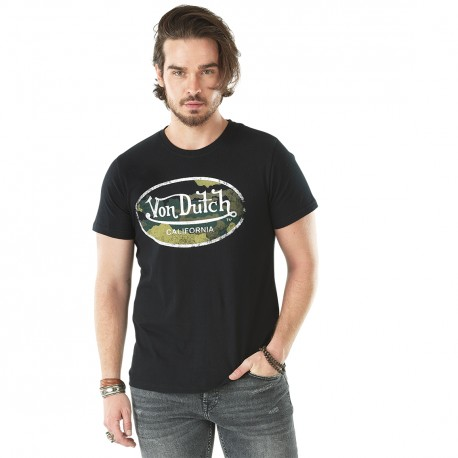 T-Shirt Homme Von Dutch Army