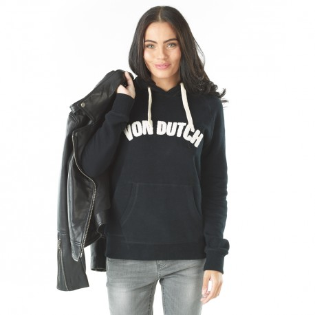 Sweat femme Von Dutch Donna Marine