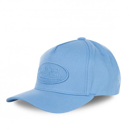 Blue RB women's baseball cap