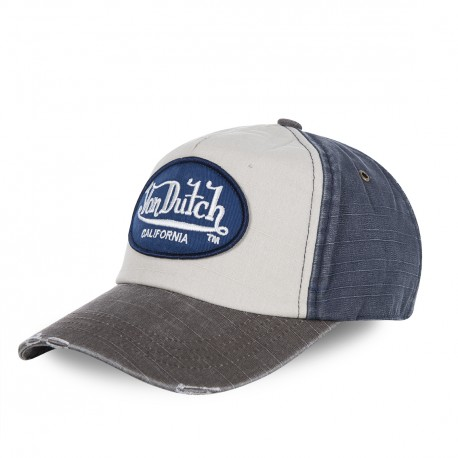 Blue Von Dutch JackMwb baseball cap