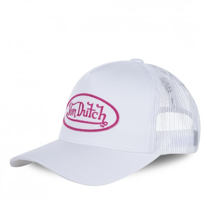Women's baseball cap Von Dutch Eva1 White