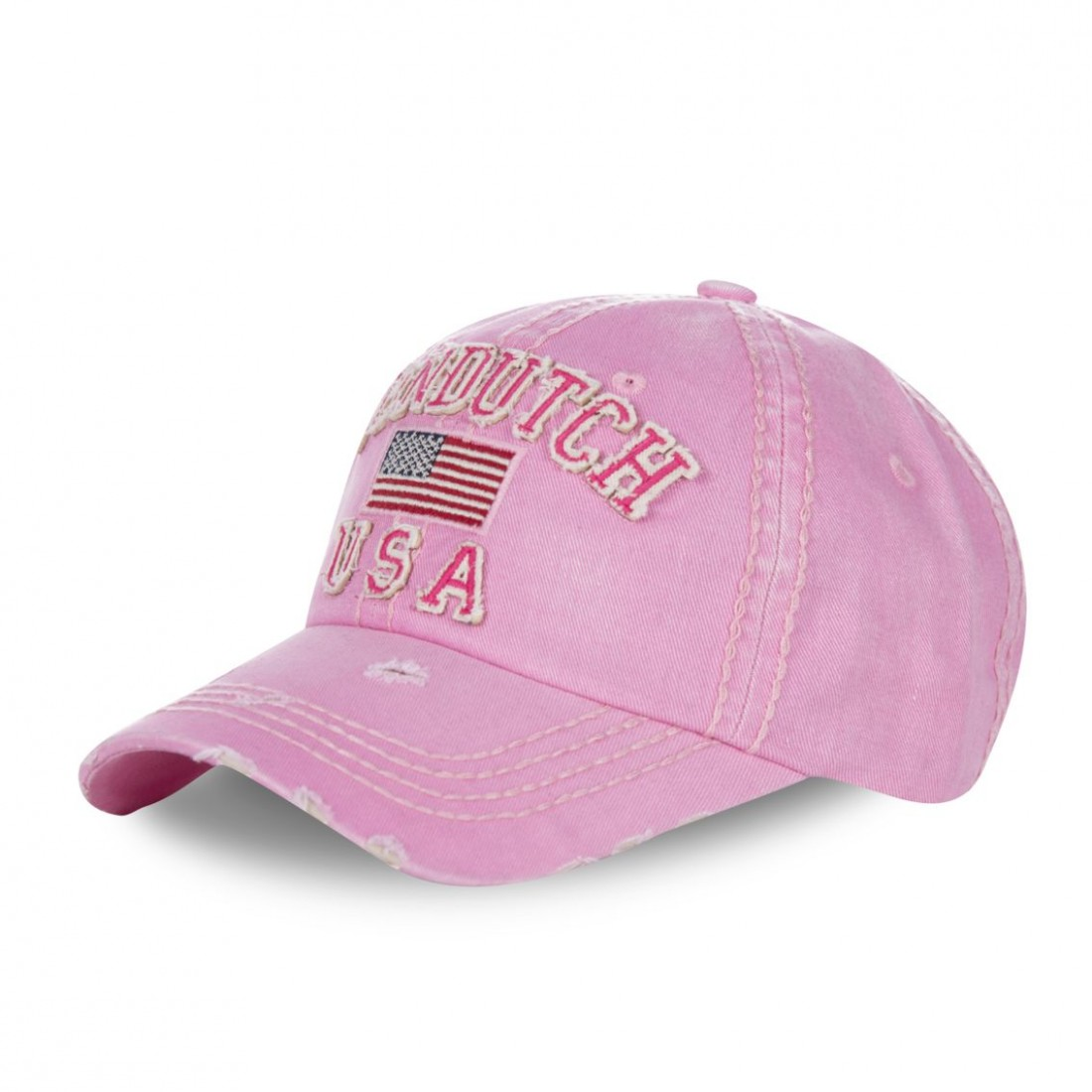 Casquette baseball fille Von Dutch Eric Rose