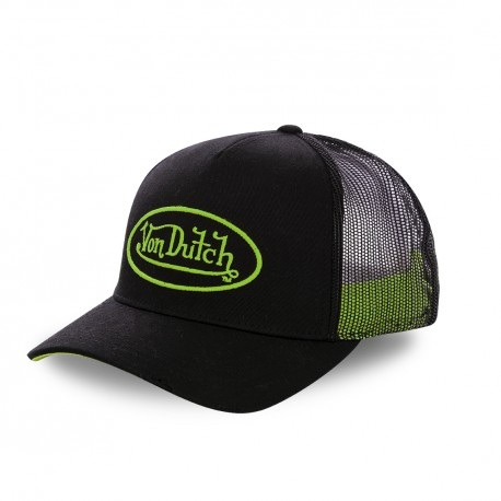 Von Dutch Neon Green baseball cap