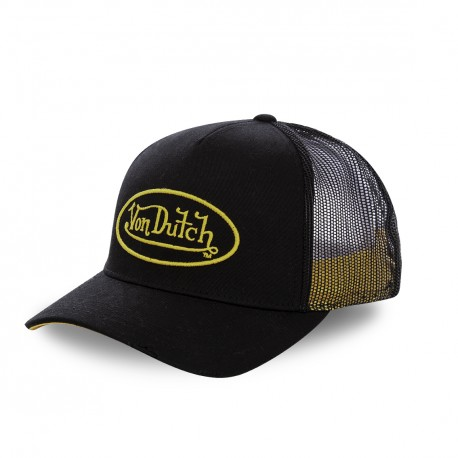 Von Dutch Neon Yellow baseball cap