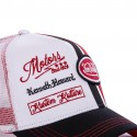 Casquette trucker Von Dutch McQueen Rouge