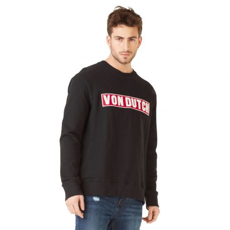 Sweat homme Von Dutch Clint Noir