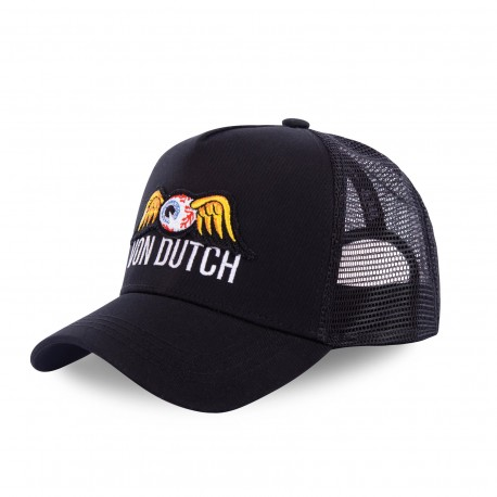 Baseball cap Von Dutch Black Colors Black