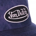 Casquette baseball femme Von Dutch Kelly Violet
