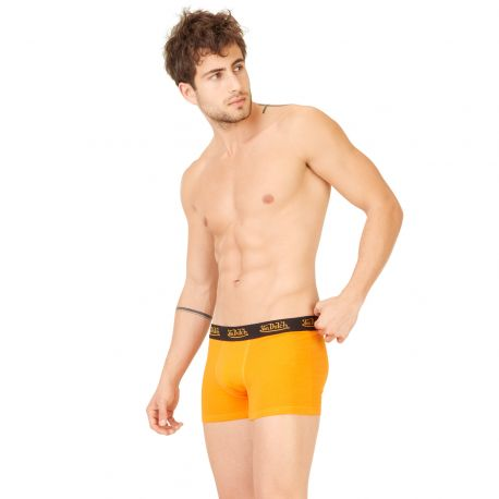 Boxer coton homme VONDUTCH Orange