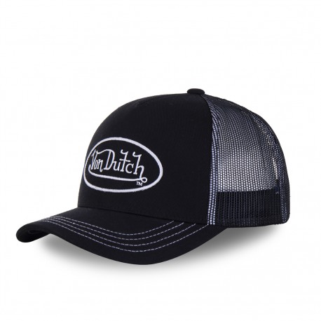 Men's Von Dutch black Col baseball cap
