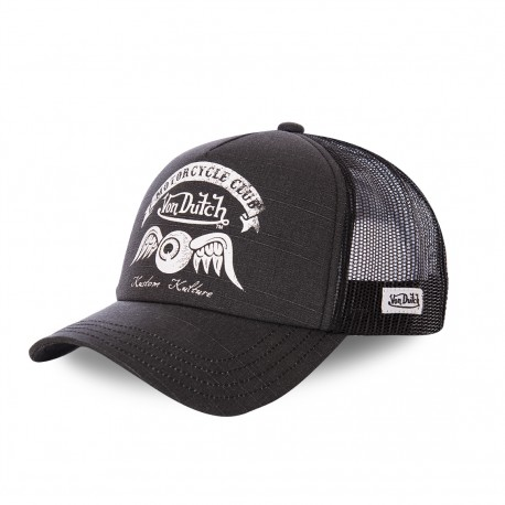 Von Dutch Crew Motorcycle Club mesh trucker cap