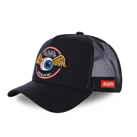 Von Dutch Rag Keep An Eye Out trucker cap