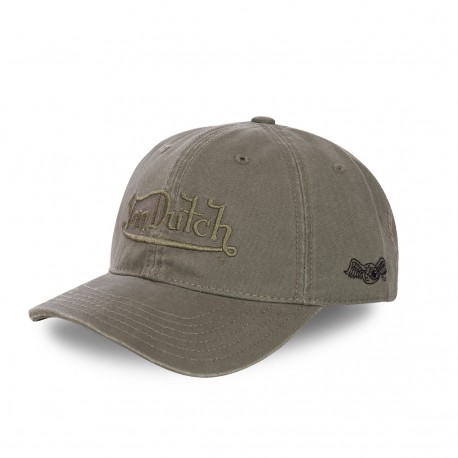Von Dutch Forest kakhi baseball cap