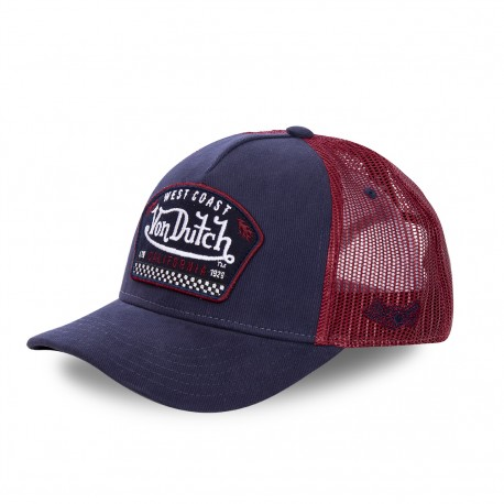 Von Dutch West Coast baseball cap with mesh
