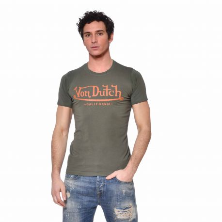 T-shirt Slim Fit Col rond homme Life