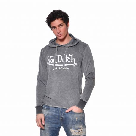 Sweat à capuche homme Easy