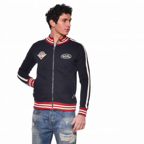 Sweat zippé homme Spacey