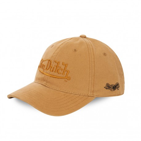 Casquette baseball homme Wheat Von Dutch
