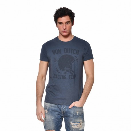 T-shirt Von Dutch homme Helm
