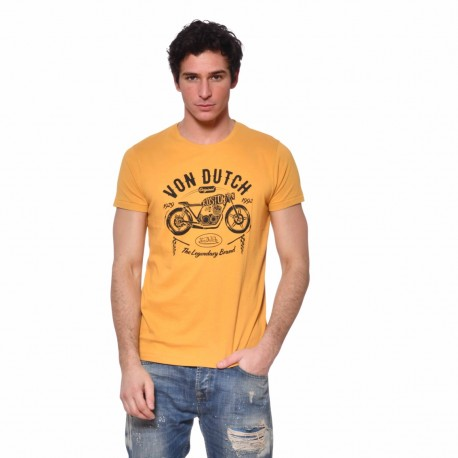 T-shirt Von Dutch homme Steve