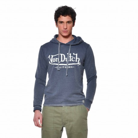 Men's Von Dutch Ryan blue sweatshirt