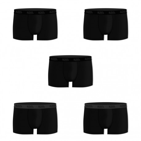 Pack of 5 cotton Basic men's Boxers