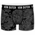Pack Of 2 Cotton Camouflage Basic Men's Boxers