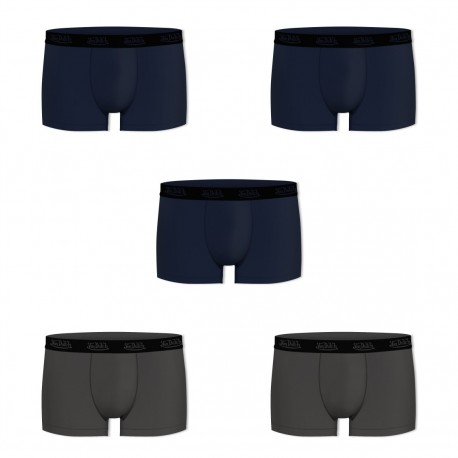 Lot de 5 Boxers homme en coton Von Dutch Basic