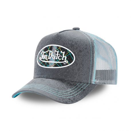 Von Dutch Aspa black trucker cap