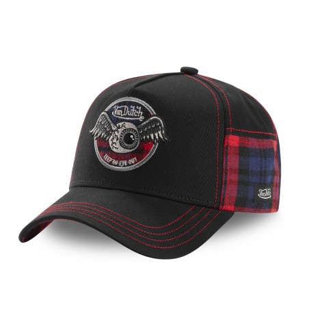 Trucker Acar Red Cap