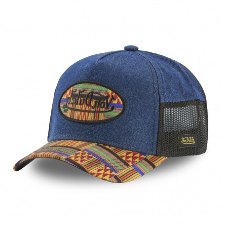 Casquette Trucker avec filet Atru Denim