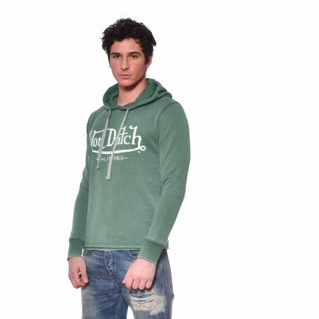 Men's Von Dutch Ryan kakhi sweatshirt