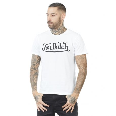 T-shirt Col rond homme First