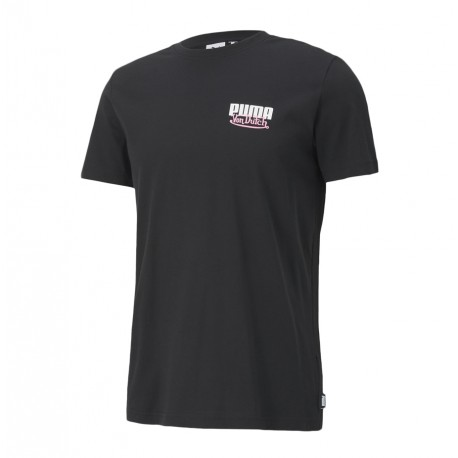 T-shirt Puma x Von Dutch Noir