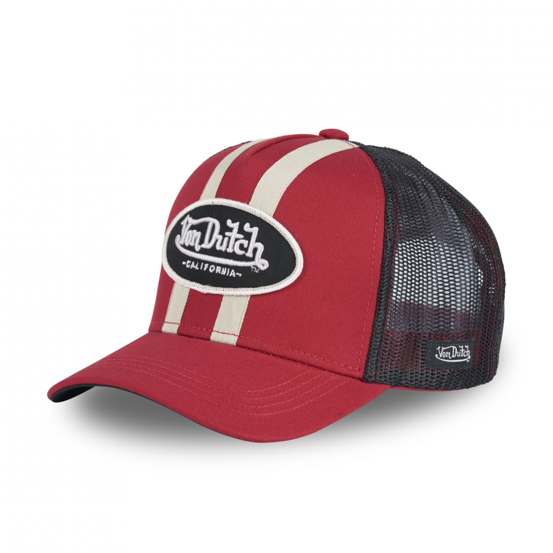 Casquette Trucker avec filet Von Dutch Stri