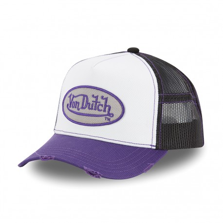 Casquette Trucker avec filet Summer Purple