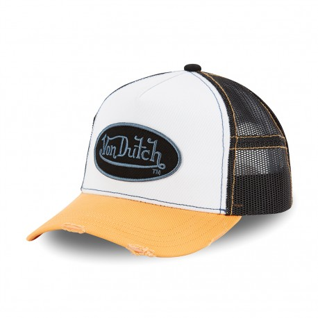 Casquette Trucker avec filet Summer Saumon